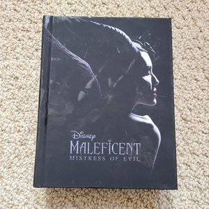 Maleficent Mistress of Evil hardcover book new